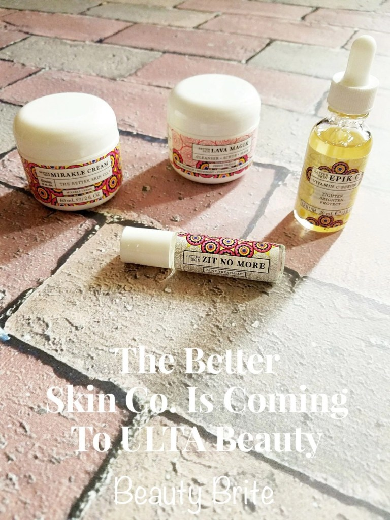 The Better Skin Co. Is Coming To ULTA Beauty