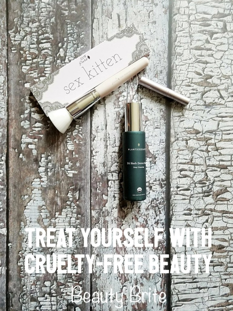 Treat Yourself With Cruelty-Free Beauty