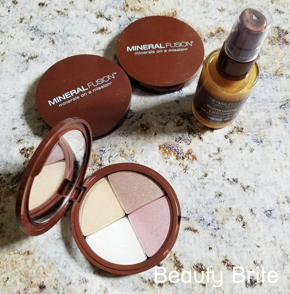 Mineral Fusion Radiance Illuminating Powder