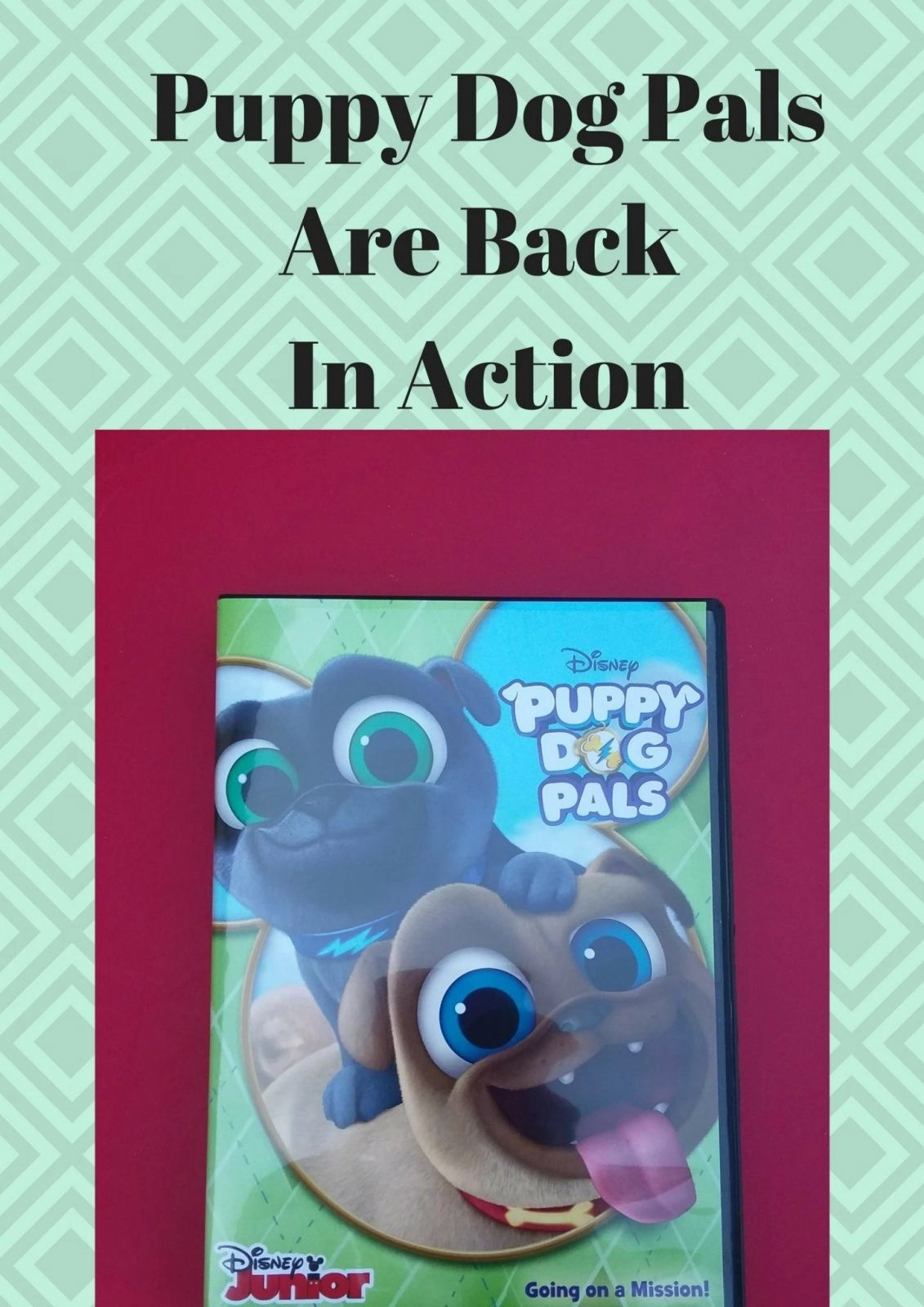 Puppy Dog Pals Are Back In Action