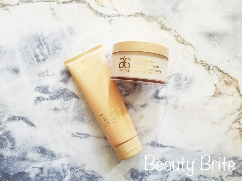 RE9 Advanced Serum and Body Cream