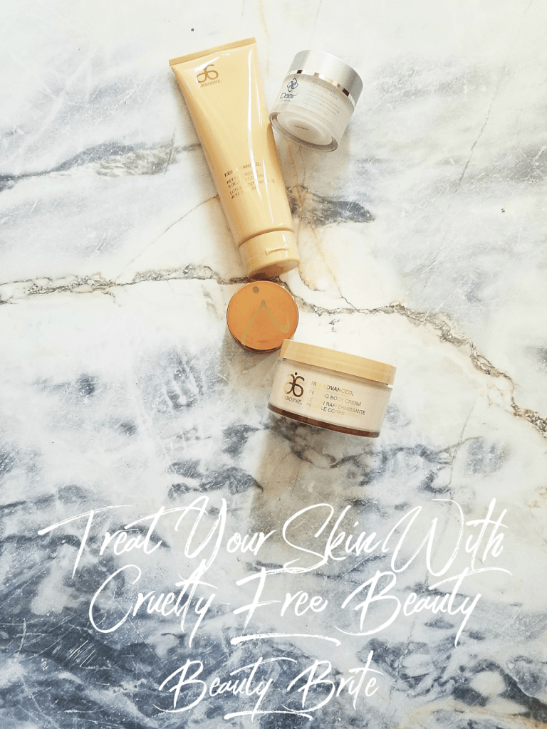Treat Your Skin With Cruelty-Free Beauty
