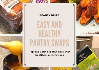 Easy And Healthy Pantry Swaps