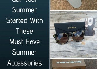 Get Your Summer Started With These Must Have Summer Accessories