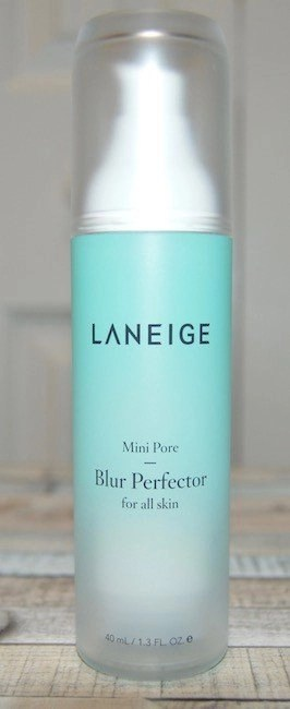 K-Beauty Favorites Laneige Mini Pore Blue Perfector