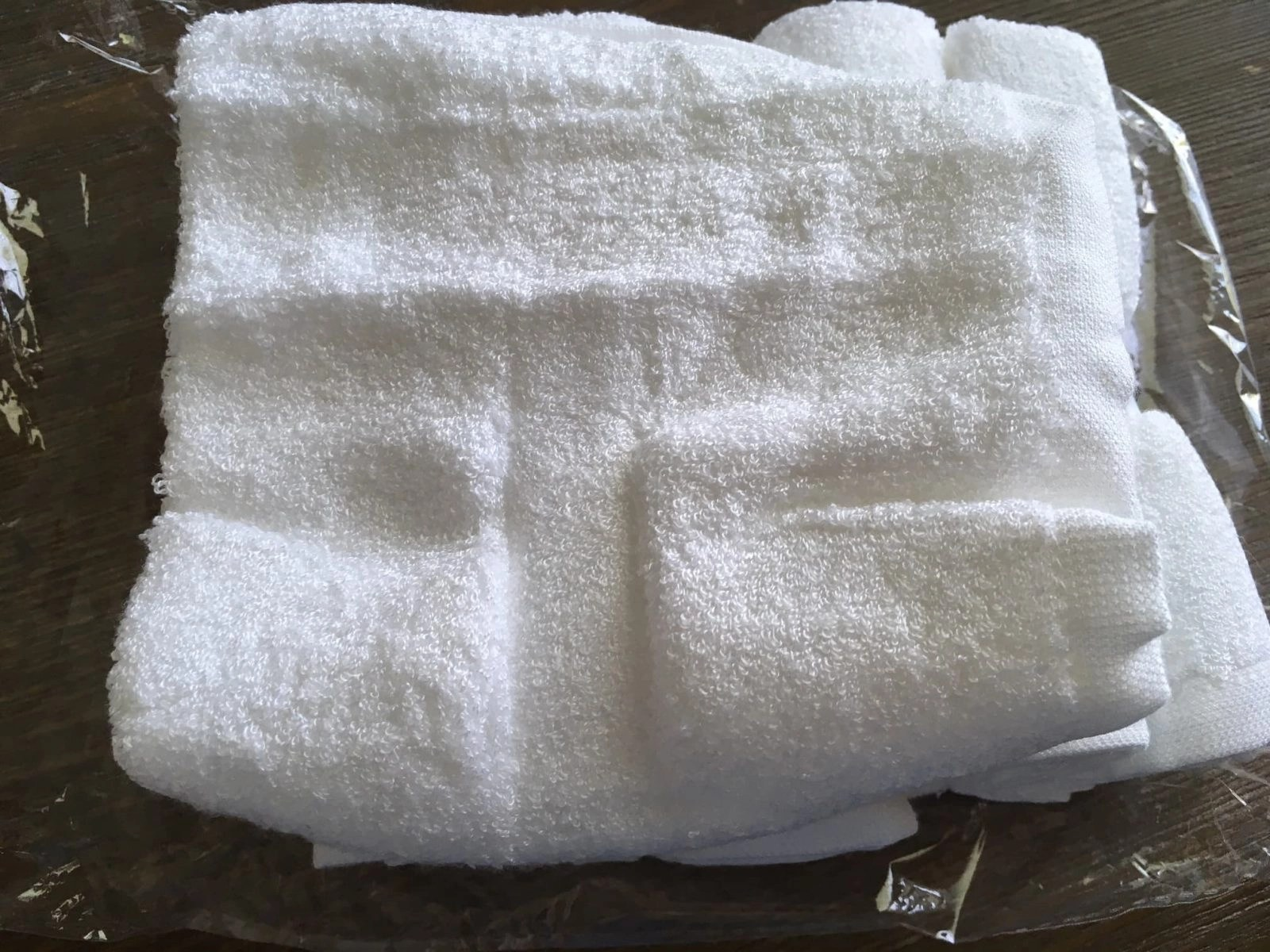 Organic Bamboo Washcloths for sensitive skin