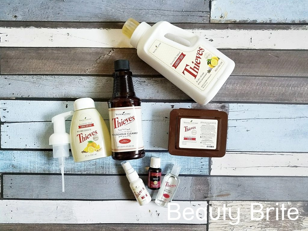 Clean Your Home With Thieves Essential Oil - social media