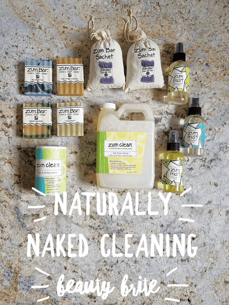 Naturally Naked Cleaning