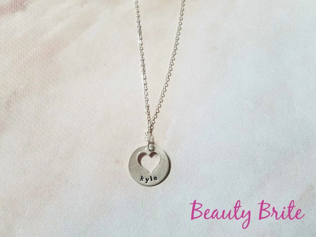 All My Love Necklace