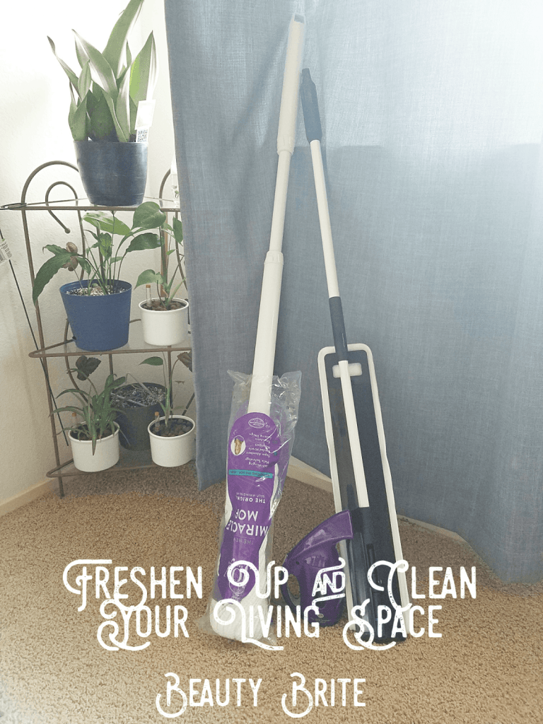 Freshen Up And Clean Your Living Space