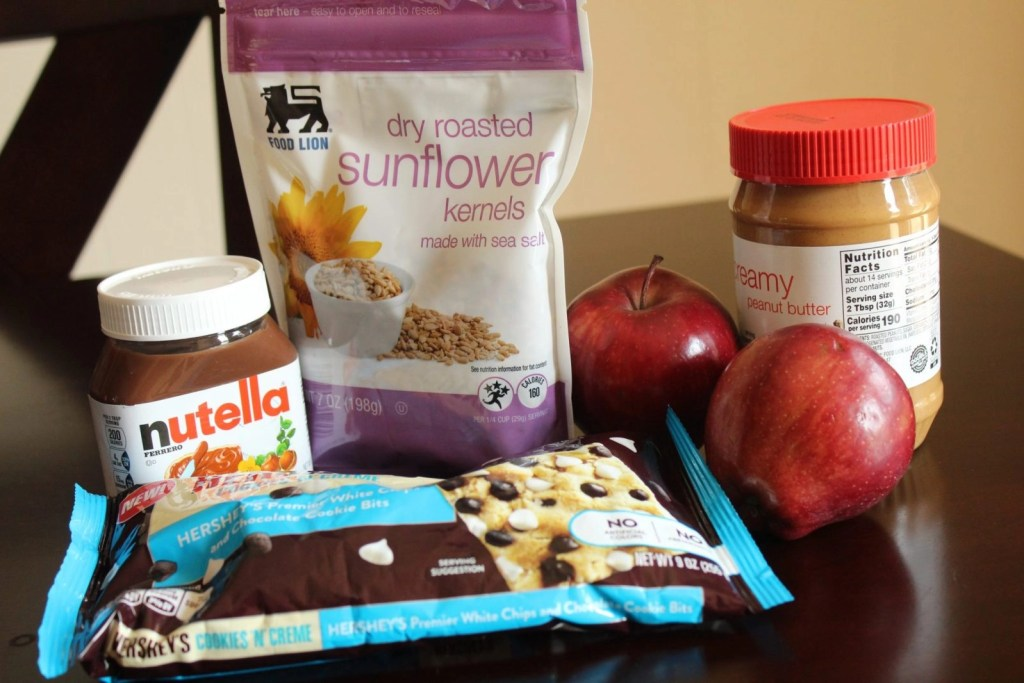 Picky Toddler Snack Ingredients