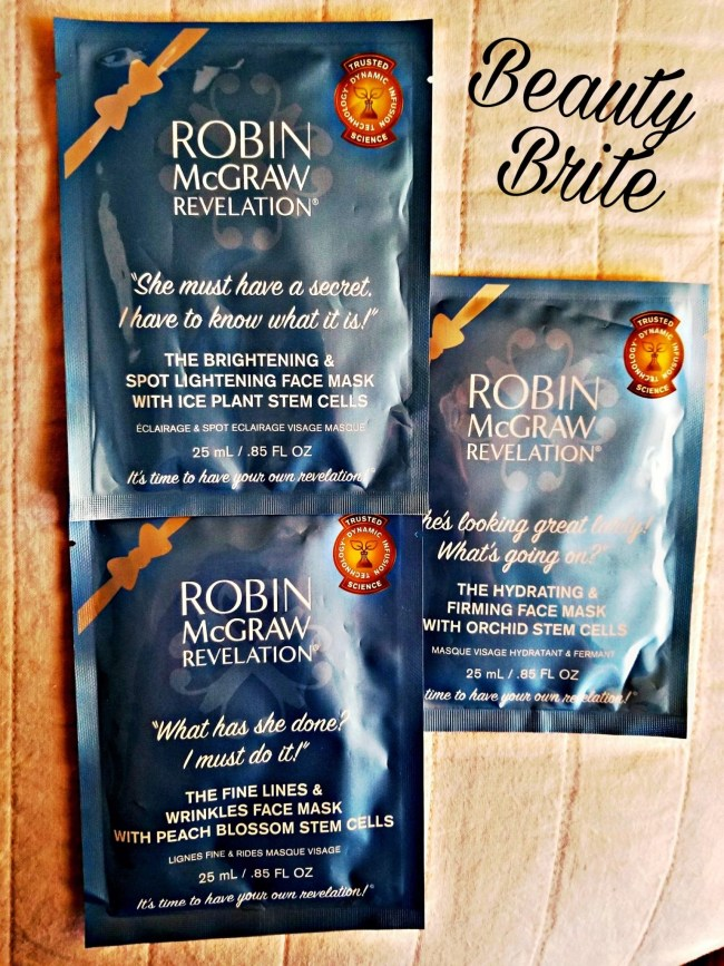 Robin McGraw Revelation Skin Care