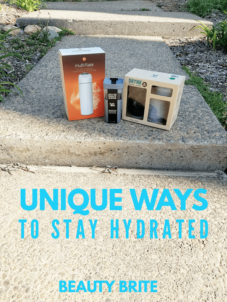 Unique Ways To Stay Hydrated