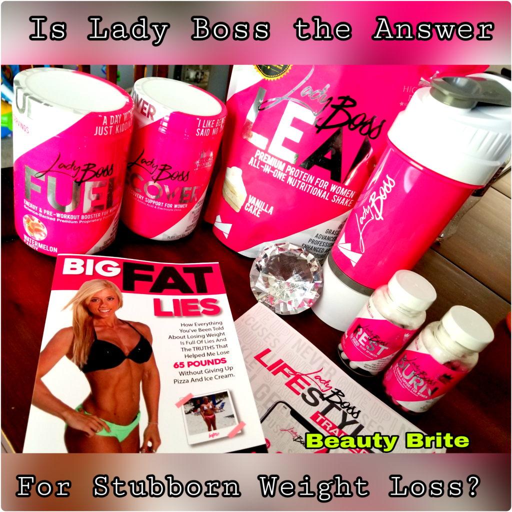 Is Lady Boss the Answer For Stubborn Weight Loss?