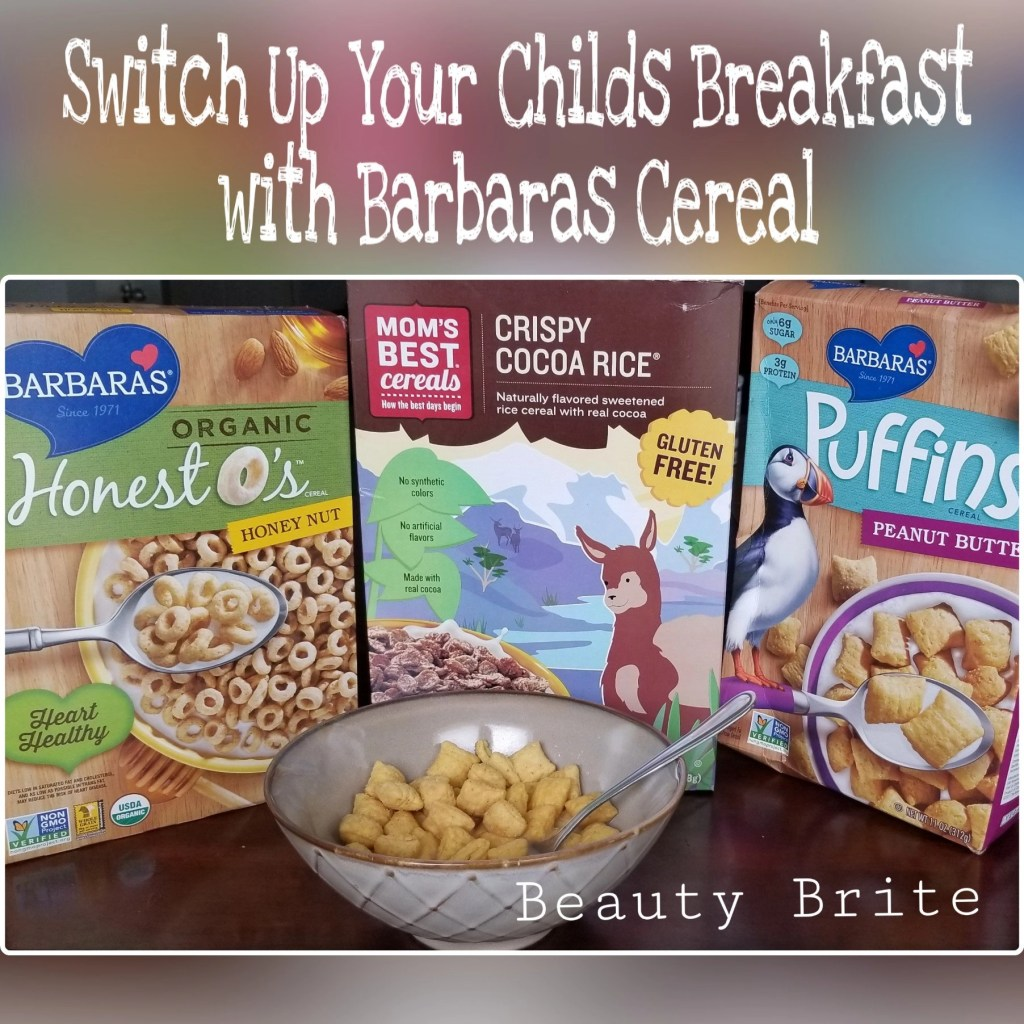 SWitch Up Your Childs Breakfast With Barbaras Cereal