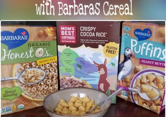 Switch Up Your Child's Breakfast