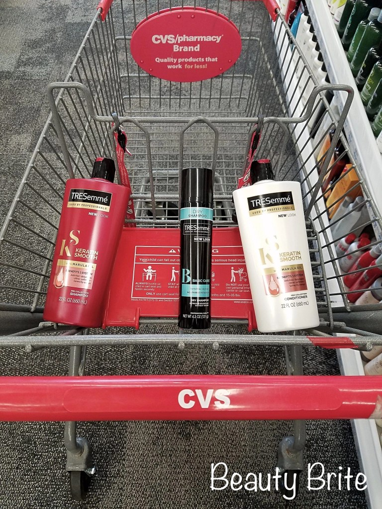 TRESemmé Keratin Smooth Collection at CVS