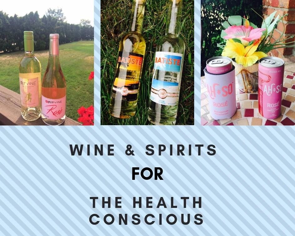 Wine And Spirits For The Health Conscious Beauty Brite