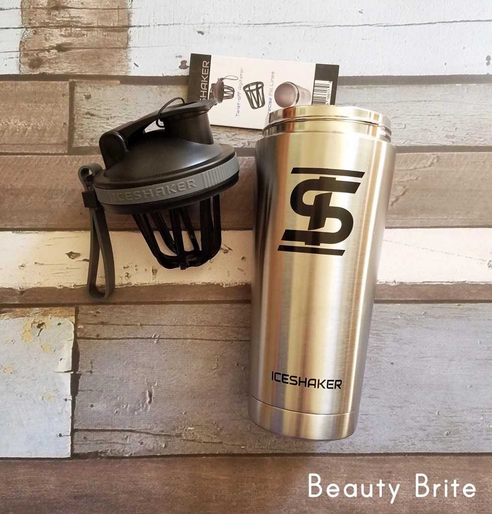 26oz Stainless Steel Ice Shaker