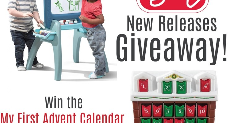 Step 2 New Releases Giveaway