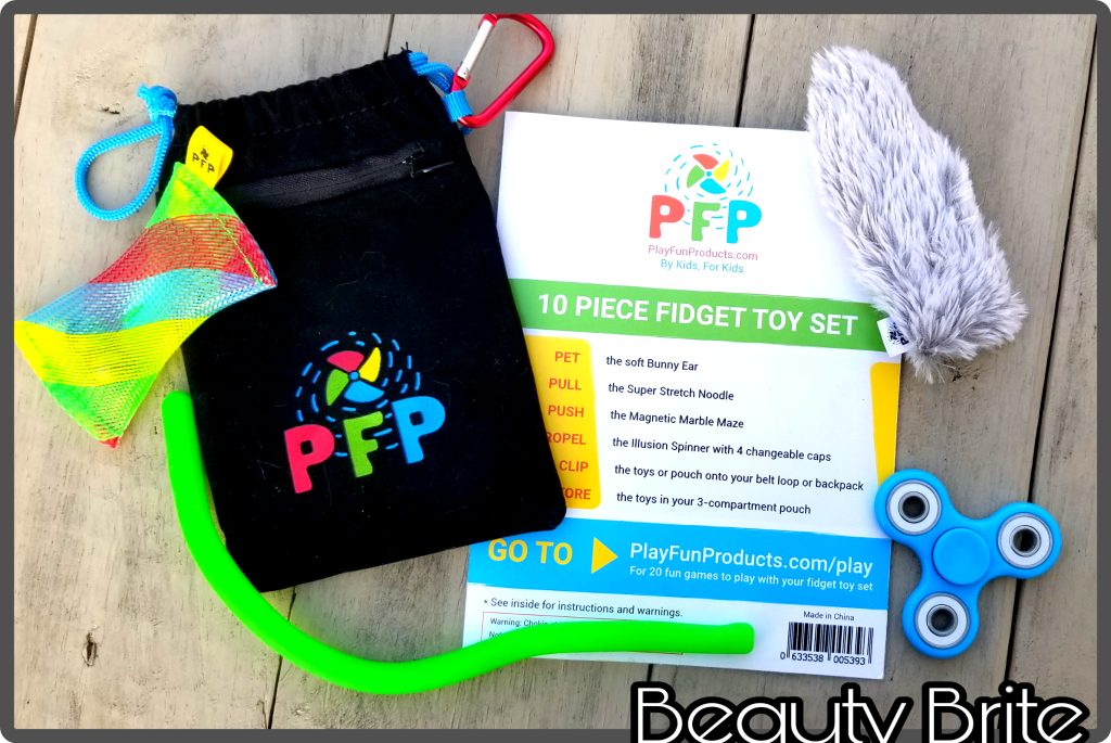 PFP Fidget Sensory Play Set is A Must on Your Gift List
