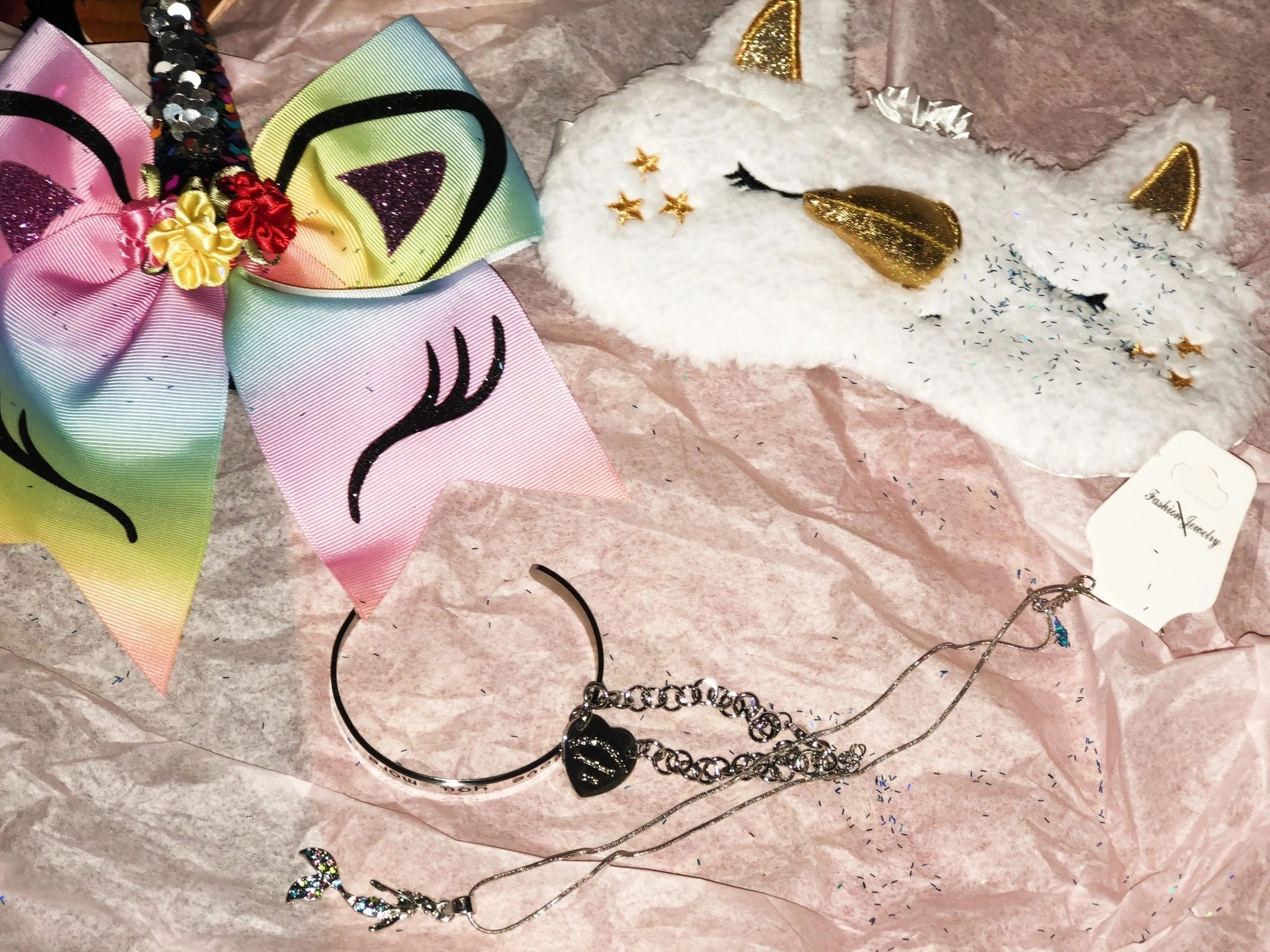 fairy bag items