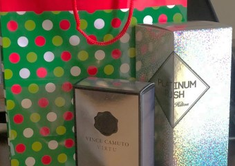 Perfumes Perfect for the Holiday Gift Giving Season