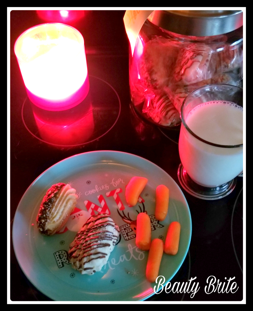 Don't Forget Santa's Milk and Cookies This Christmas