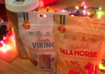 Have a Sweet Day with Assorted Swedish Gummies