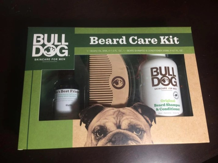 Bull Dog Beard Care Kit