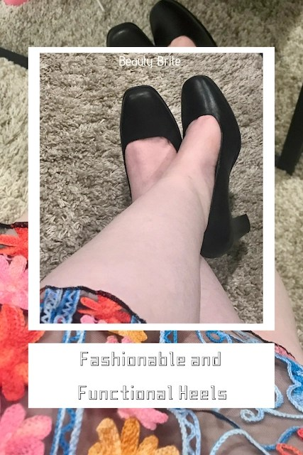 Fashionable and Functional Heels