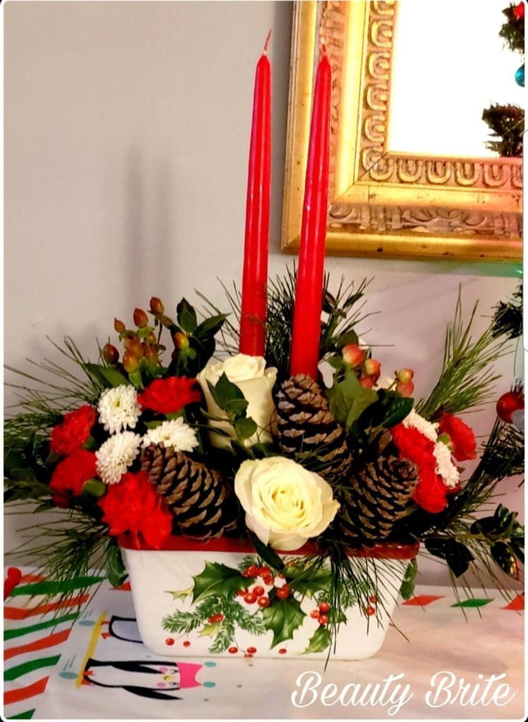Give A Flare to Your Holiday Dinner Decor