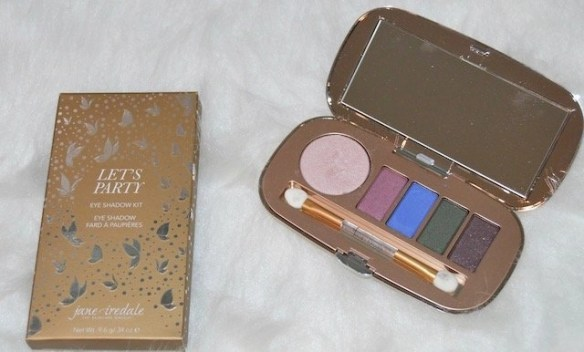 Holiday Makeup_Jane Iredale Let's Party Palette