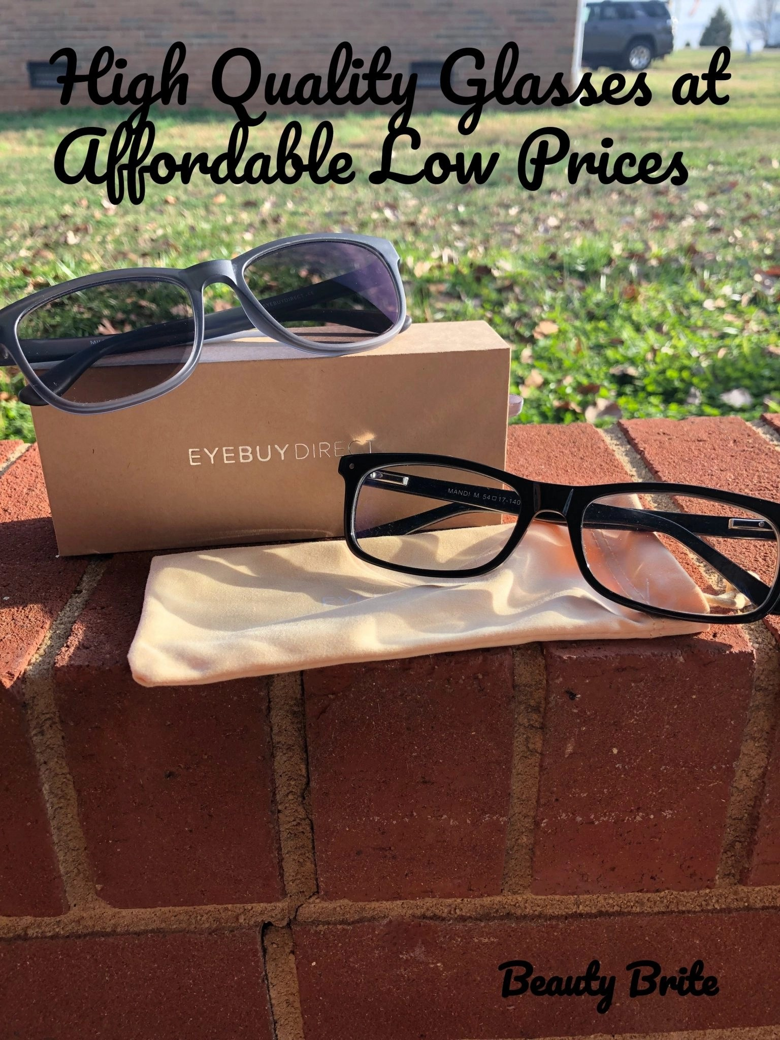 affordable glasses