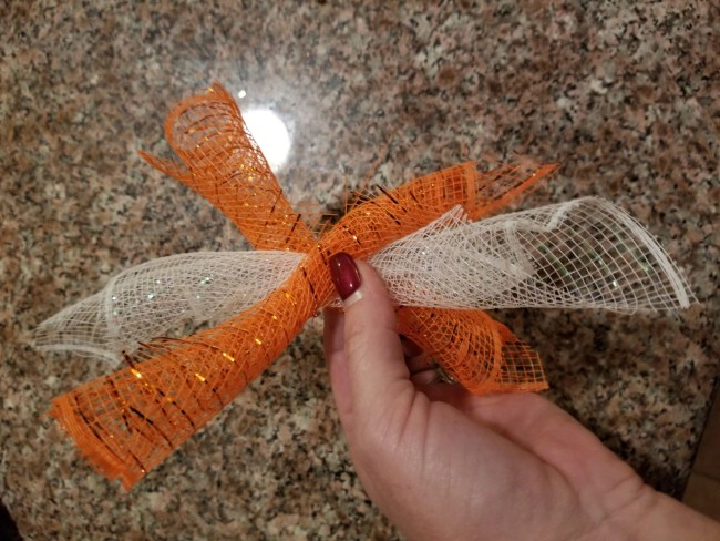 Wreath Making - Crafting Mesh Bundle of Three
