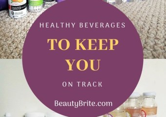 Healthy Beverages To Keep You On Track