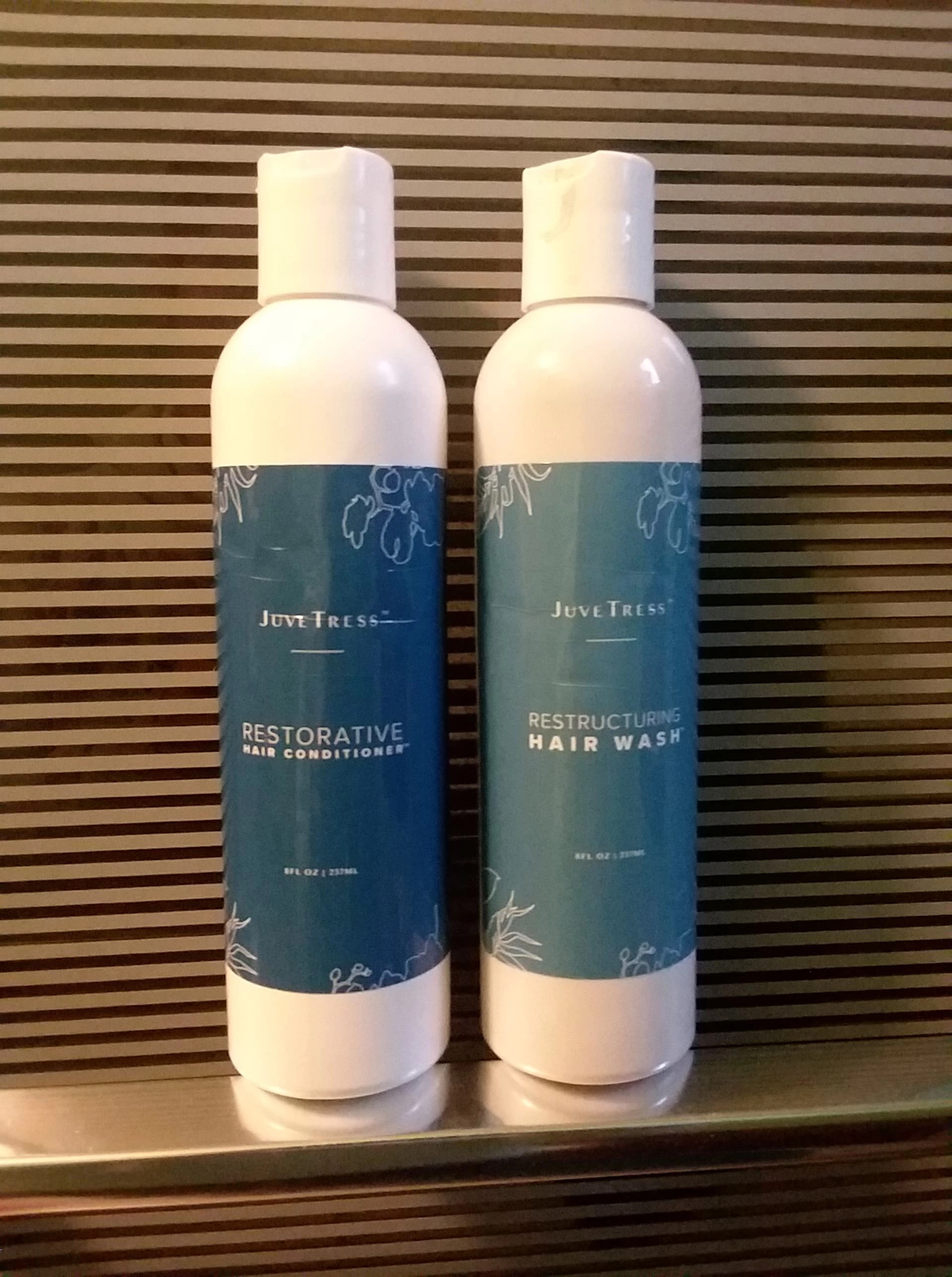 JuveTress Hairwash and Conditioner