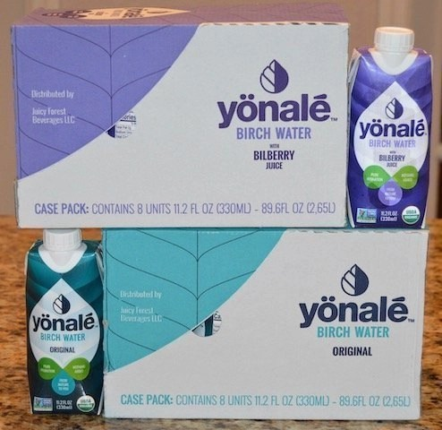 Healthy Drinks_Yonale Birch Water