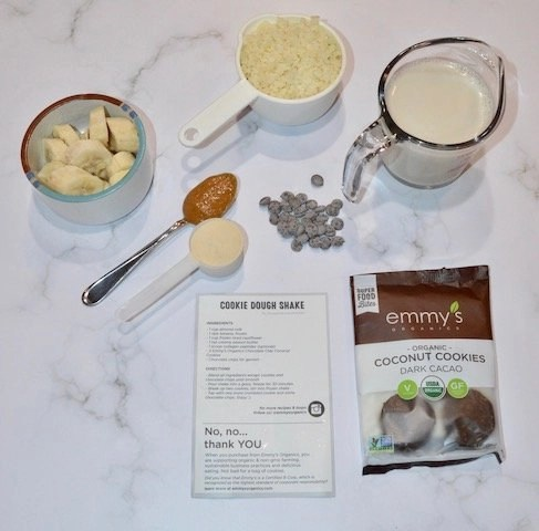 Superfood Cookies_ Cookie Dough Shake
