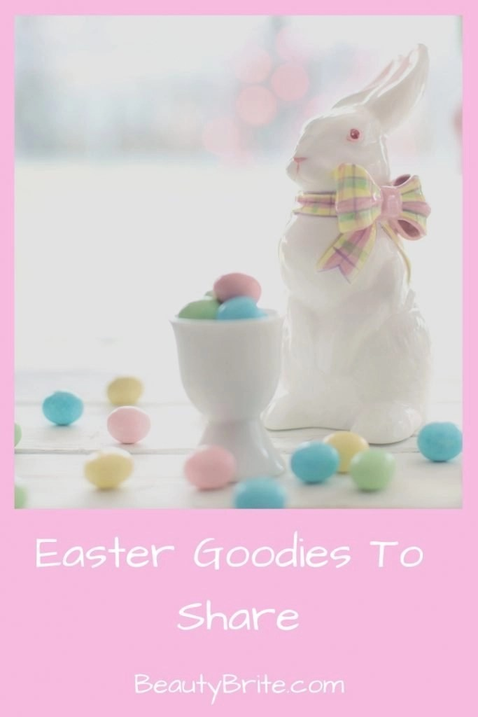 Easter Goodies To Share