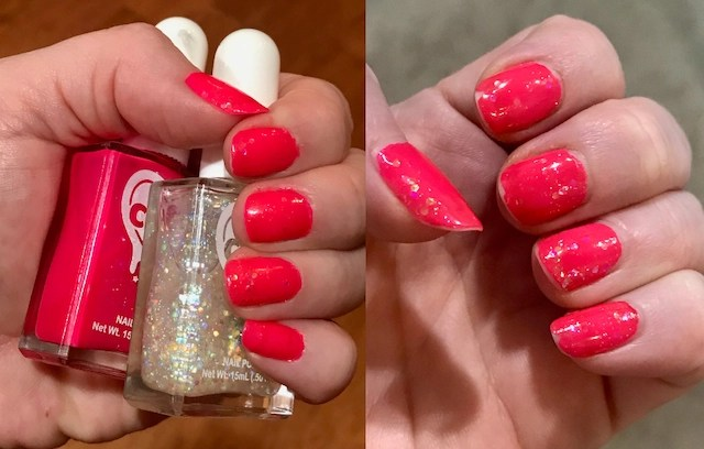 Spring Nails - Cute Polish Studio Felix Moon_Sparkle Pony