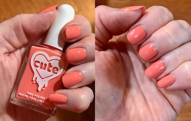 Spring Nails _ Cute Polish Studio Tigermilk