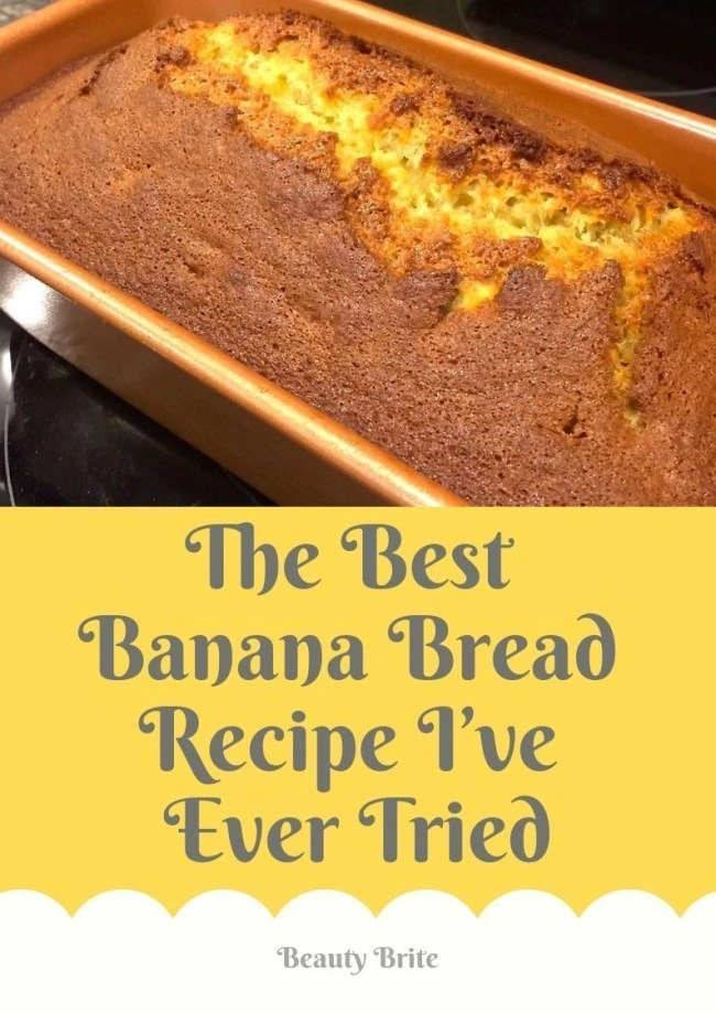 The Best Banana Bread Recipe I've Ever Tried--SImply Mudita Premium Stainless Steel 13 piece set measuring cups and spoons and equivalent chart