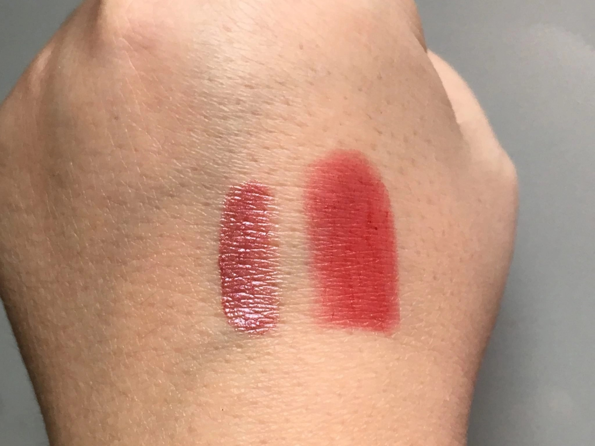 About the Gloss and Lip Service Swatched