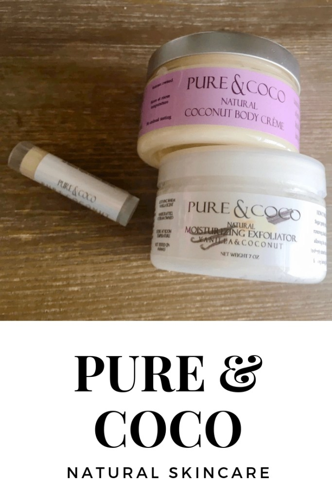 Pure & Coco Products Main Image