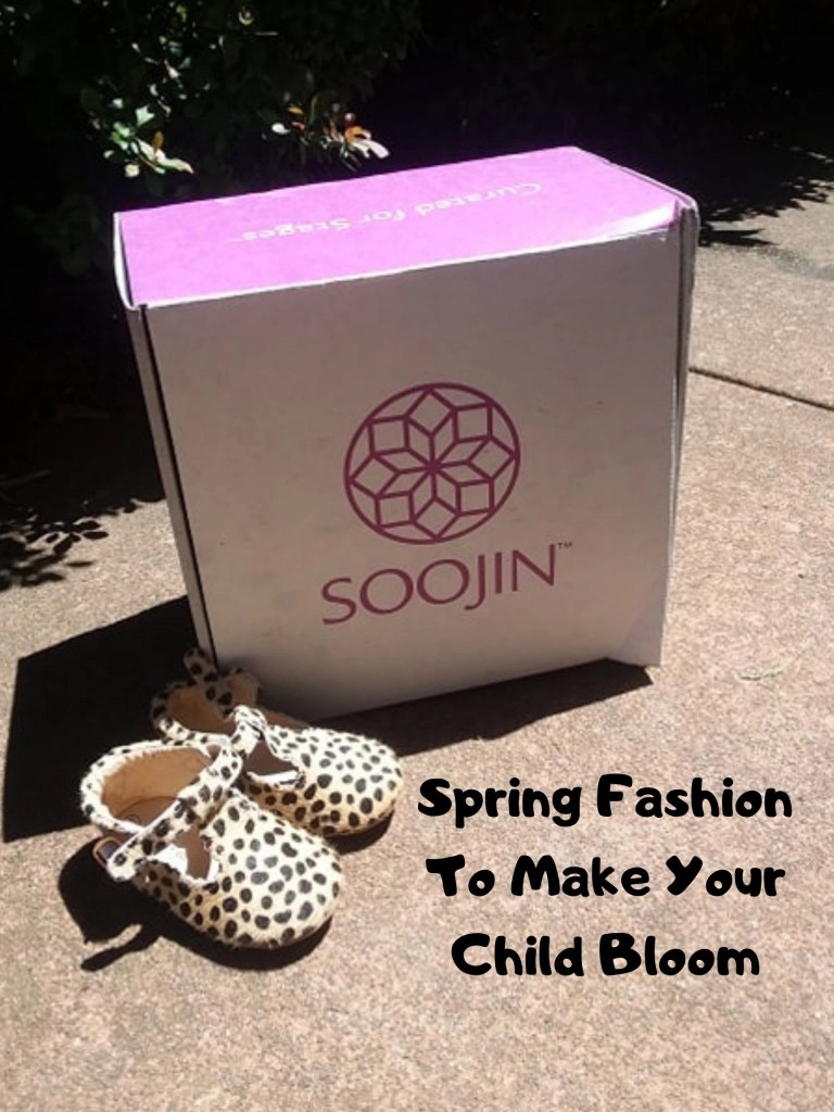 Spring Fashion To Make Your Child Bloom
