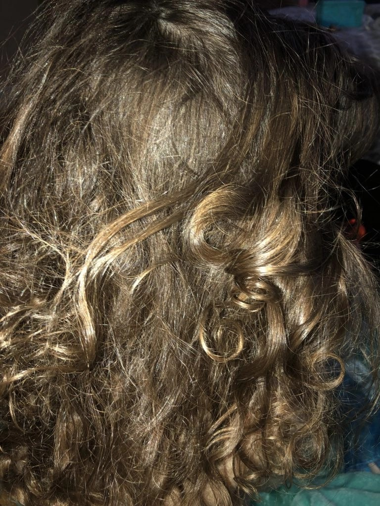 smooth hair results