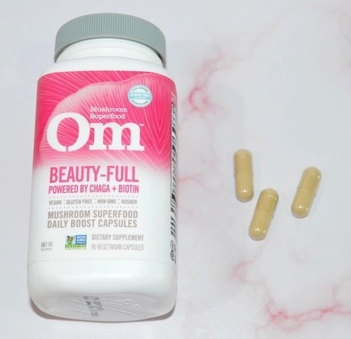 OM Mushroom Superfood Beauty-Full