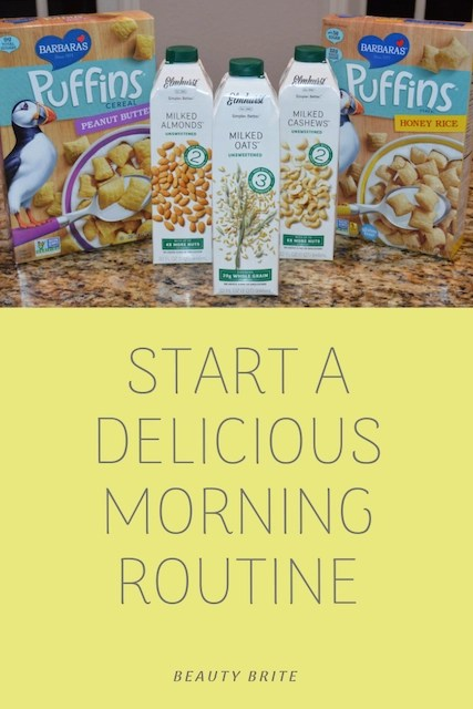Start a Delicious Morning Routine