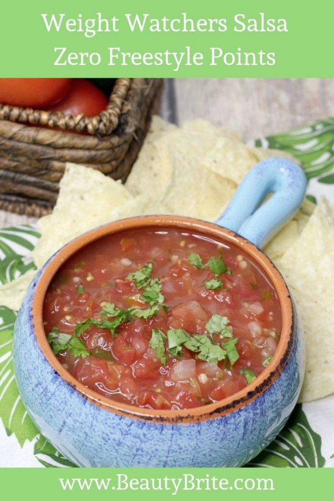 Weight-Watchers-Salsa-Zero-Freestyle-Points